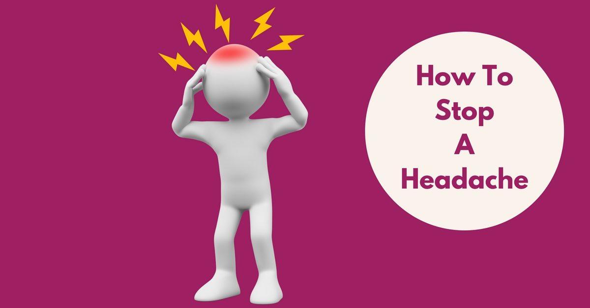 Stop A Headache