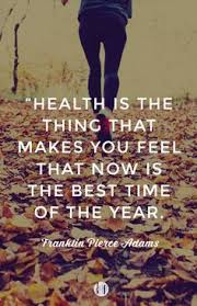winter health quote