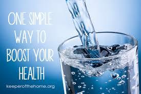 drinking enough water